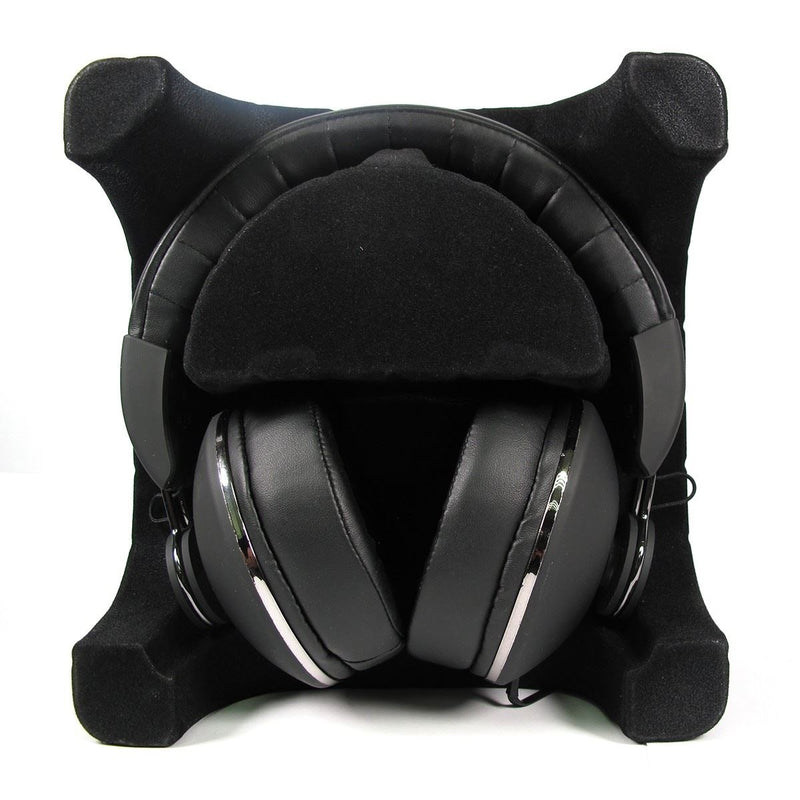 Bitmore Beatnik Over Ear Headphones With Mic- Black