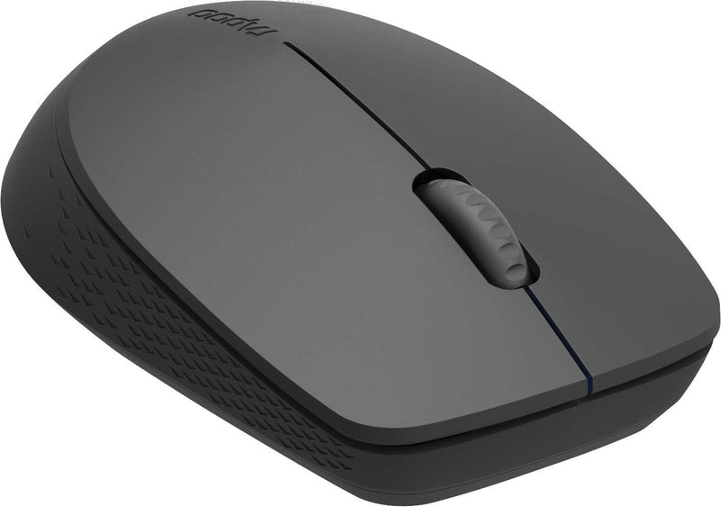 Rapoo M100 Silent Wireless Mouse Dark Grey