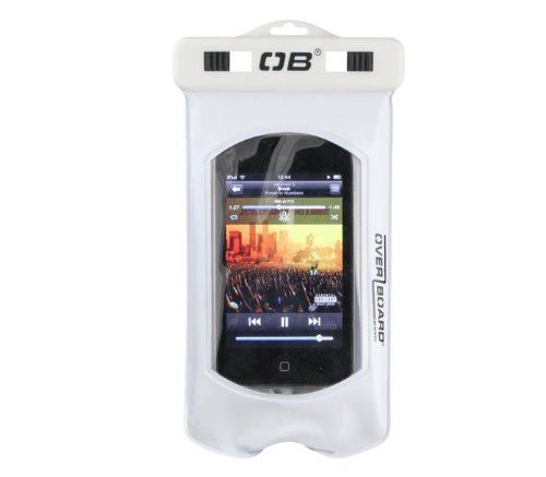Overboard Prosports Waterproof MP3 Case- White
