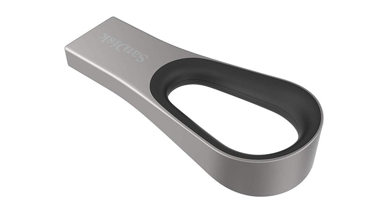 Sandisk Ultra Loop 64GB USB3.0 Flash Drive, Metal Body