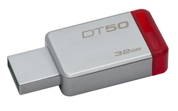 Kingston 32GB DataTraveller 50 Metal USB3.1 Flash Drive