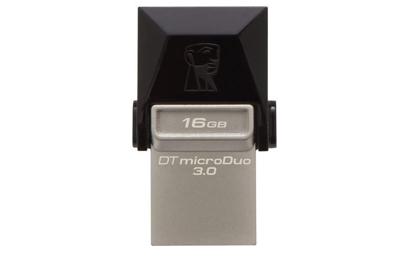 Kingston 16GB Data Traveller Micro Duo OTG USB 3.0 Drive