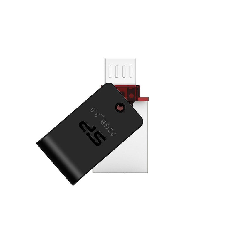Silicon Power 32GB Mobile X31 OTG Android Dual USB 3.1 Flash Drive