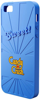 Candy Crush Scented Silicone Phone Case for iphone 5 Blueberry