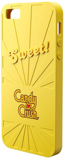 Candy Crush Scented Silicone Phone Case for iphone 5 Lemon