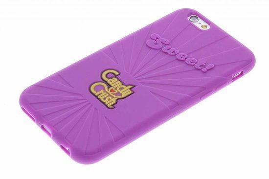 Candy Crush Scented Silicone Phone Case for Iphone 6 Grape
