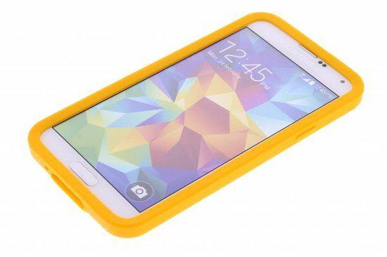 Candy Crush Scented Silicone Phone Case Mango for Samsung S5