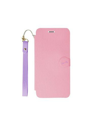 Uniq Lissesuit iPhone5/5S Flip Case Lolita- Lolly Pop