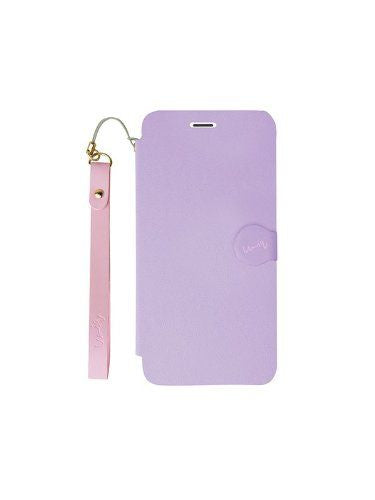 Uniq Lissesuit iPhone5/5S Flip Case Lolita- Lilac Dream