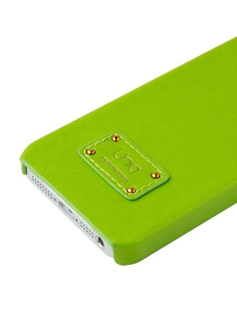 Uniq Courvirsuit Soiree-Lime Midori Luxury Phone Case for Iphone 5/5S