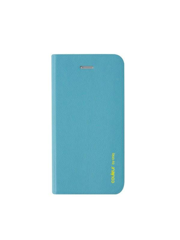 Uniq Lissesuit Couleur- Groovy Turquoise Premium Phone Case for Iphone 5/5S
