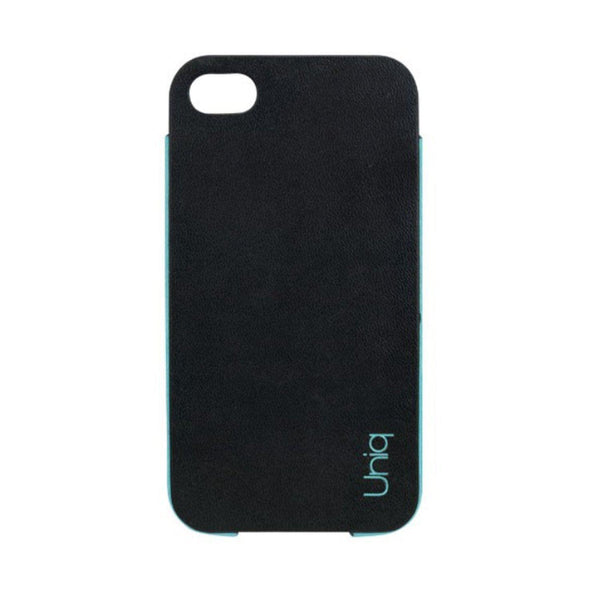 Uniq Neon Blackout Turquoise Premium Phone Cover for Iphone 4/4S