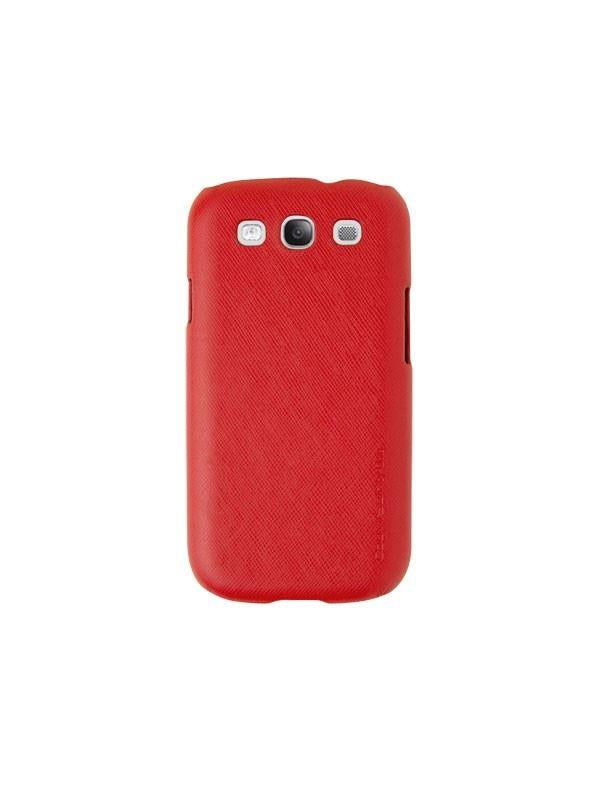 Uniq CouvirSuit Kriz - Jet Set Red Phone Cover for Samsung Galaxy S3