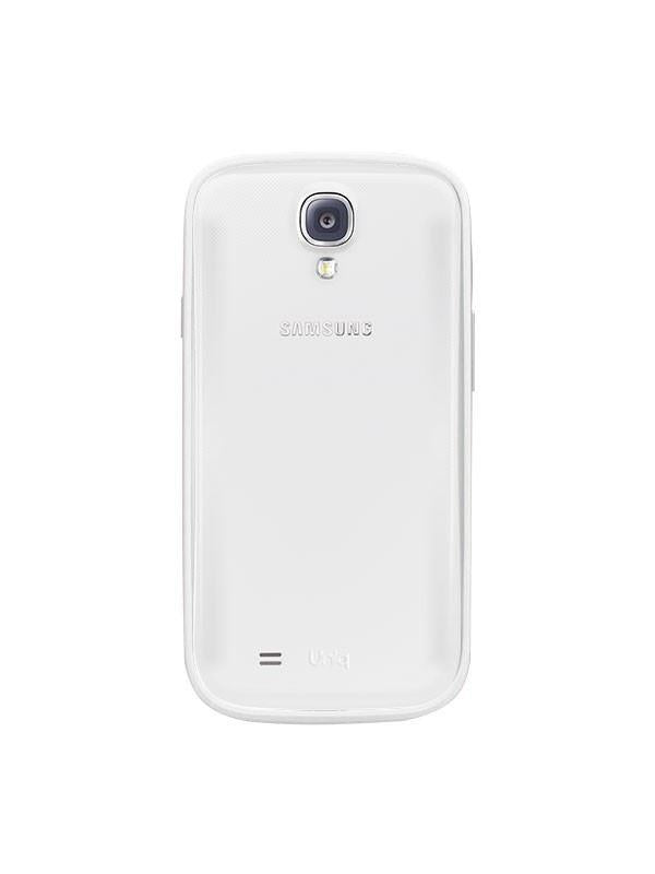 Uniq CouvirSuit Back to Basics White Phone Cover for Samsung Galaxy S4