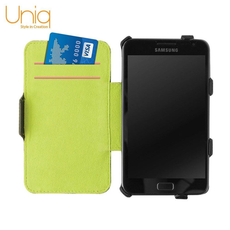 Uniq Intellijacket Kriz Black Case for Galaxy Note