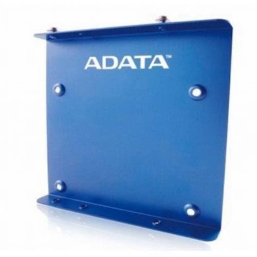 "ADATA 2.5"" to 3.5"" SSD, HDD Braket- Blue"