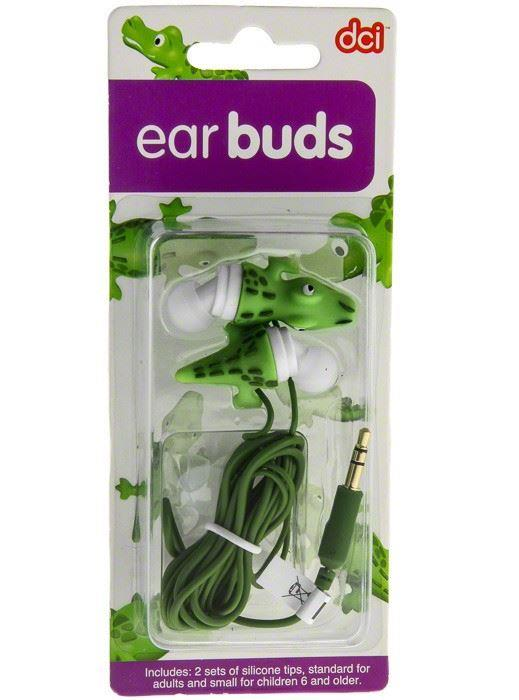DCI Alligator Earbuds