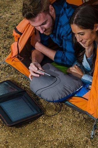 Enerplex Kickr 2+ Rugged Portable Solar Charger