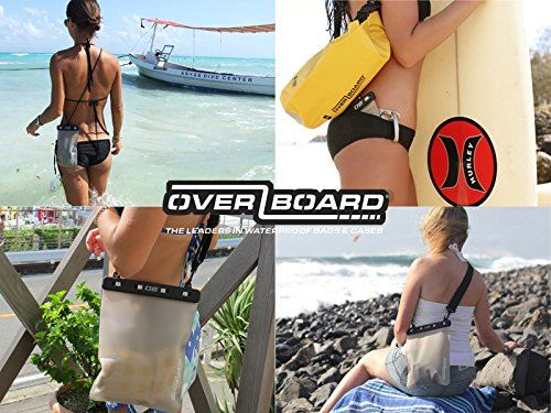 Overboard Waterproof Multi Purpose Case Jumbo- Frosted