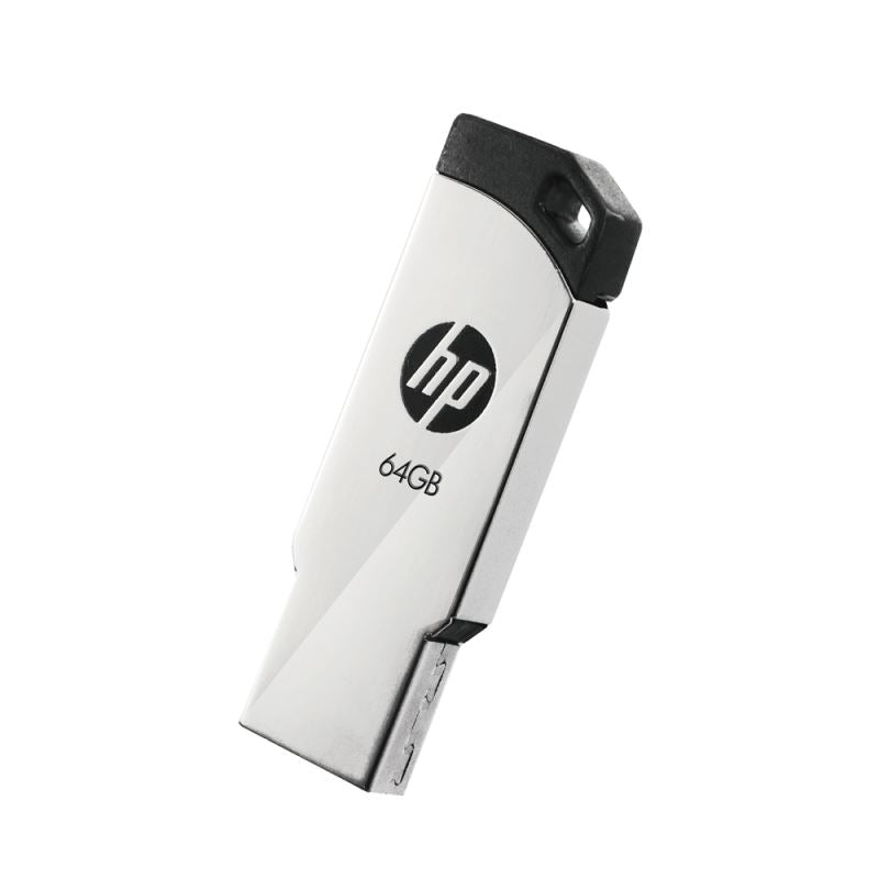 HP 64GB Metal USB Flash Drive v236w