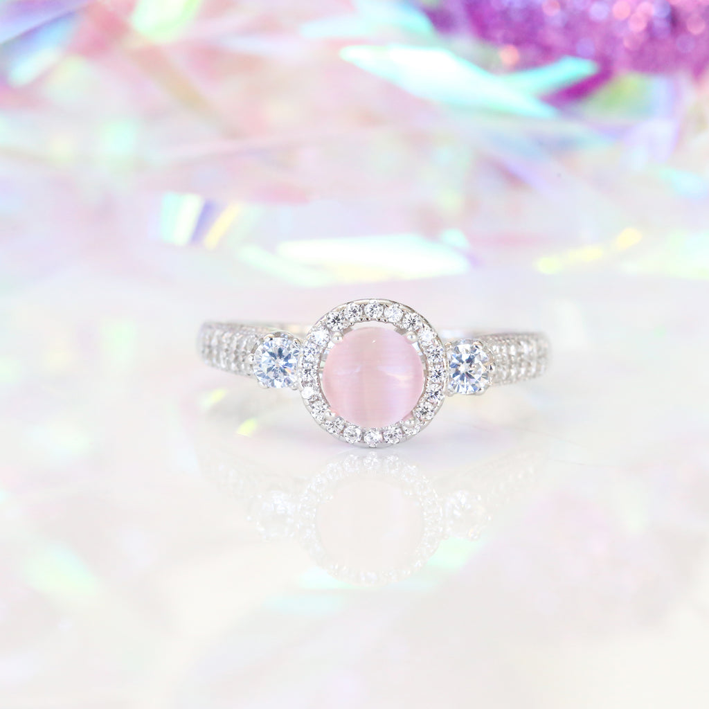 Moonstone ring Royal Essence
