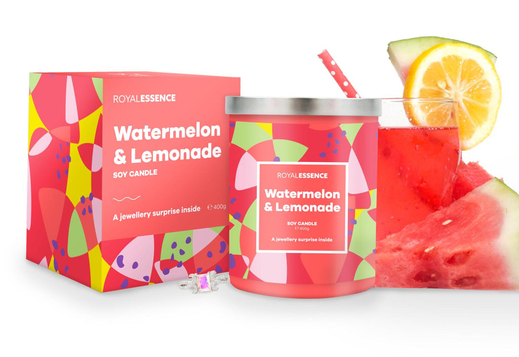 Watermelon and Lemonade - Millennial Candle gifting guide