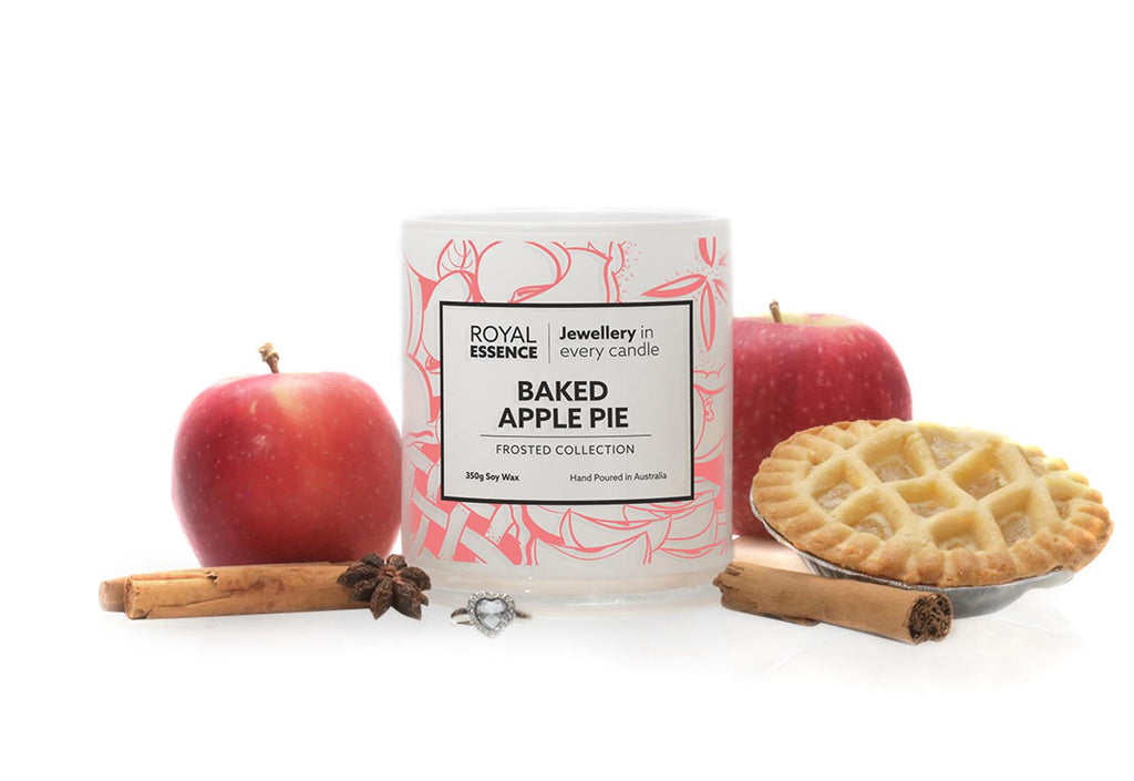 Baked Apple Pie - Millennial Candle gifting guide