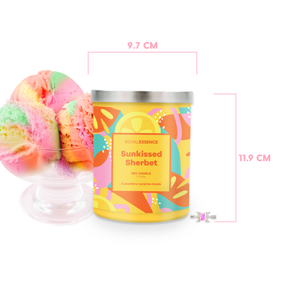 Sunkissed Sherbet (Candle)