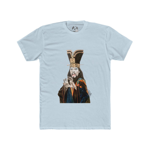 LoPan Men's Cotton Crew Tee by Ortie - GaleraCollective