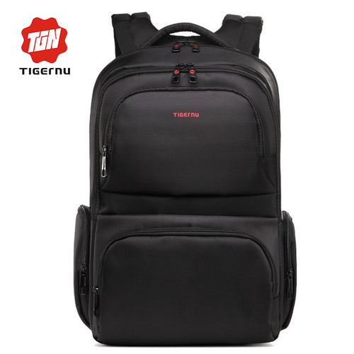 Tigernu Brand Waterproof 15.6 Inch Laptop Backpack Leisure School Backpacks Bags Mens Backpack Bag School Bags For Teenagers - leathernbags
