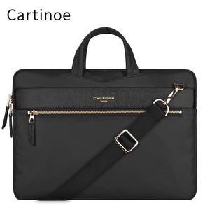 "2017 Hot Brand Cartinoe Messenger Bag For Macbook Air,Pro,11"",12"",13 inch, Handbag Case For Laptop 13.3 inch, Free Drop Shipping - leathernbags"