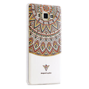 For Samsung Galaxy S8 Case 3D Pattern Sculpture TPU Cases Luxury Silicone Case For Samsung Galaxy S8 Painted Soft Back Cover - leathernbags