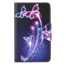 Tab a6 7.0 Case For Samsung Galaxy Tab A 7.0 T280 T285 SM-T280 Case Cover Tablet Fashion Painted Flip Leather Funda Shell |  USA I USA - leathernbags