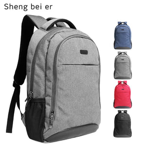 "2017 Newest Brand Backpack For Laptop 14"",15"",15.6"",17"",17.3"",18 inch Notebook Bag, Packsack,Travel School Bag, Free Shipping - leathernbags"