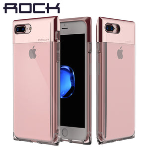For iPhone 7/7 Plus Case,ROCK Crystal Series Luxury Cover for Apple iPhone 7 Brand Cute Lady Perfume Phone Cases Cover for Girls - leathernbags