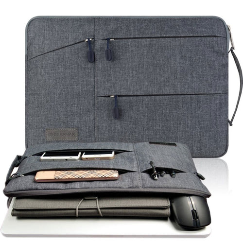 Gearmax Laptop Bag for MacBook Air Pro 11.6 12 13.3 15.4 Waterproof Notebook Bag for Dell 15.6 Inch 14 Case Laptop Sleeve 15.6 - leathernbags