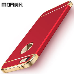 MOFi original 5s SE case 64gb for iPhone 5 se hard case 32gb cover full for iphone5 fundas red coque for iPhone 5s case 16gb