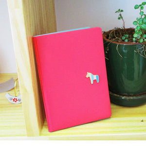 BOVIS New Arrival Candy Color Passport Cover Cute Credit Card Holder PU Leather Passport Holder Travel Wallet--BIY013 PM30 - leathernbags