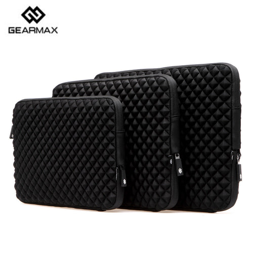 GEARMAX Laptop Bag 11 12 13.3 14.1 15.4 Inch Waterproof Notebook Bag for Xiaomi Air 13 Laptop Sleeve for Macbook Air Pro 13 Case - leathernbags