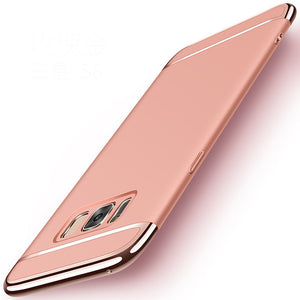 Luxury Ultra Thin Shockproof Cover Cases For Samsung Galaxy S7 S6 edge Case Samsung Galaxy S8 Case A3 A5 2017 J3 J5 2016 Case - leathernbags