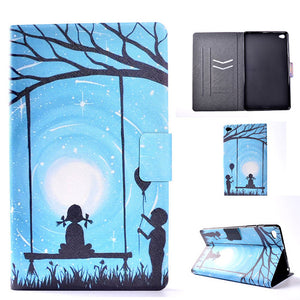 Case For Huawei M2 8.0 PU Leather Cover For Huawei MediaPad M2 8.0 M2-801W M2-802L M2-803L 801L Tablet Funda Pantied Stand Shell - leathernbags
