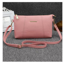 Vintage Cute Small Handbags PU Leather Women Famous Brand Mini Bags Crossbody Bags Clutch Female Messenger Bags - leathernbags