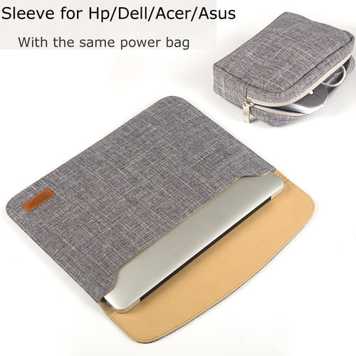 New Women Laptop Sleeve Bag 11 14 inch Notebook Carrying Case for Dell Lenovo Toshiba HP ASUS Acer 12
