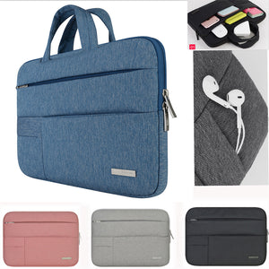 Laptop bag for Dell Asus Lenovo HP Acer Handbag Computer 11 12 13 14 15 inch for Macbook Air Pro Notebook 15.6 Sleeve Case - leathernbags