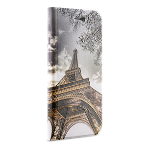 Gview 6 6S Case 4.7 inch Luxury PU Leather 3D Relief Printing Stereo Flip Cover Case For iPhone 6 6s Stand Phone Bag Fundas - leathernbags