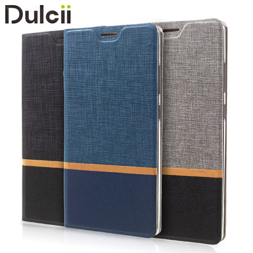 DULCII for Google Pixel 2 Case Pattern Leather Card Holder Phone Cover Case for funda Google Pixel 2 Shell Built-in Steel Sheet - leathernbags