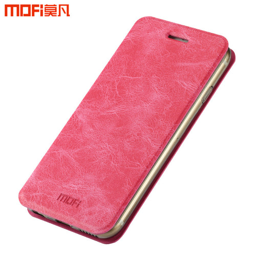 For iphone 6s case wallet case MOFi PU leather kickstand holder card for iphone 6 case for iphone 6s pocket cover cilp capa 4.7