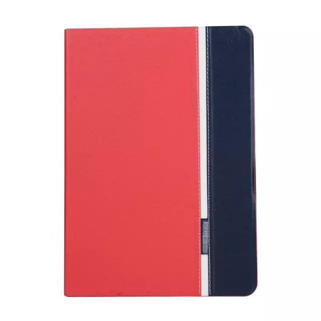 For iPad 9.7 inch  Elegant 3-Color Design PU Leather Folio Case Stand Cover with Multi-Angle Viewing, Smart Auto Sleep/Wake - leathernbags