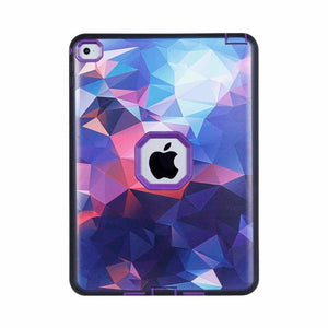 Coque iPad 6 Cover Dream Sky Drop Protection Three-Layer Plastic + Rugged Hybrid Case for iPad Air 2 - leathernbags