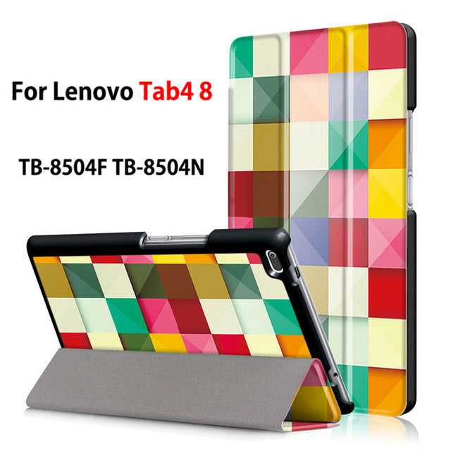 Case For Lenovo Tab4 8 TB-8504X TB-8504F TB-8504N 8